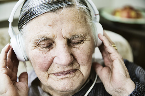 Music Activates Regions of the Brain Spared by Alzheimer's in Dawsonville, GA